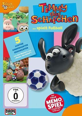 DVD »Timmy das Schäfchen - Timmy spielt Fußball«