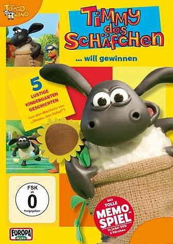DVD »Timmy das Schäfchen - Timmy will gewinnen«