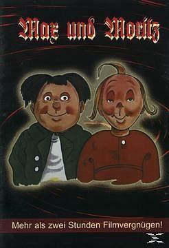 DVD »Max und Moritz«