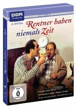 DVD »Rentner haben niemals Zeit (3 DVDs)«