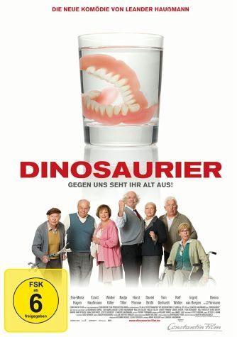 DVD »Dinosaurier - Gegen uns seht ihr alt aus!«