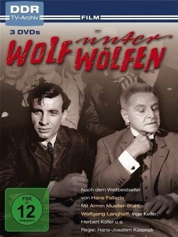 DVD »Wolf unter Wölfen (3 Discs)«