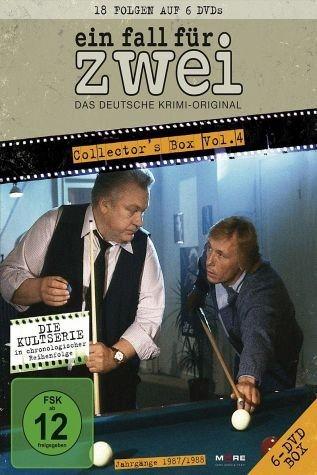 DVD »Ein Fall für Zwei - Collector's Box 4...«
