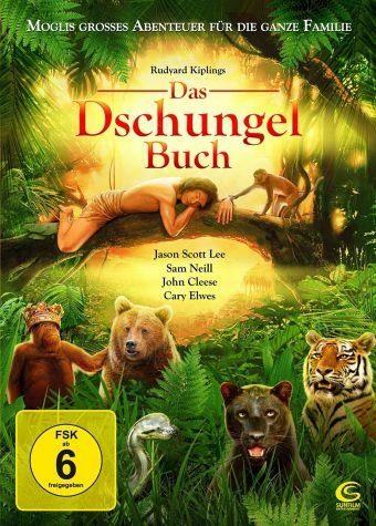 DVD »Das Dschungelbuch«