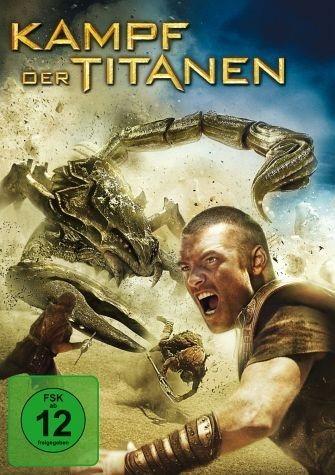 DVD »Kampf der Titanen (DVD)«
