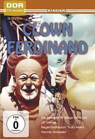 DVD »Clown Ferdinand (3 Discs)«