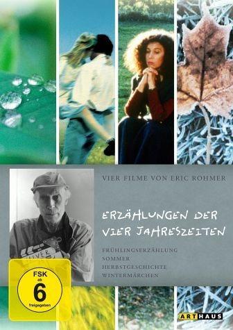 DVD »Eric Rohmer - Erzählungen der vier...«