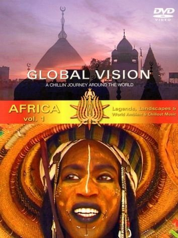 DVD »Global Vision Africa - Legends«