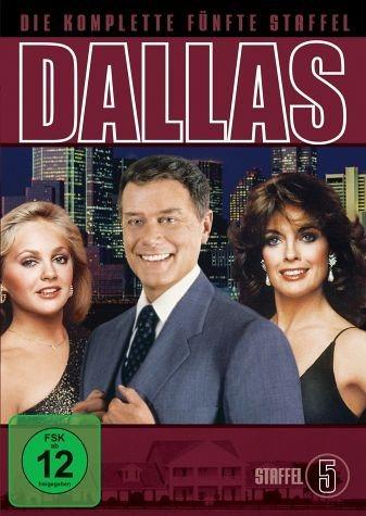DVD »Dallas - Die komplette fünfte Staffel«