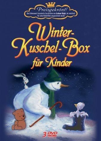 DVD »Winter-Kuschel-Box für Kinder (3 DVDs)«