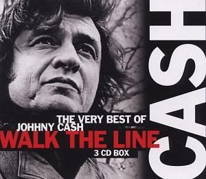 Audio CD »Johnny Cash: Best Of Johnny Cash,The Very«
