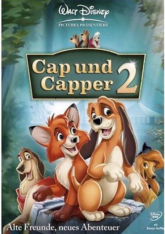 DVD »Cap und Capper 2, 1 DVD-Video«