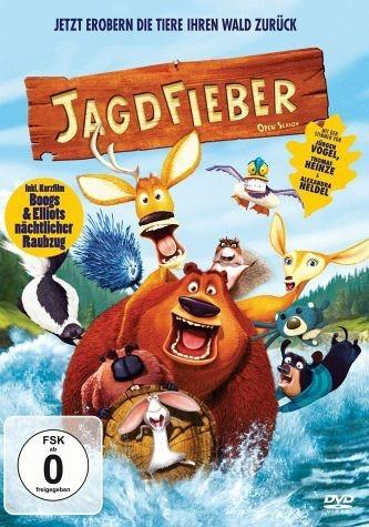 DVD »Jagdfieber, 1 DVD-Video«