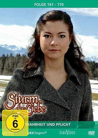 DVD »Sturm der Liebe - Folge 161-170: Wahrheit und...«