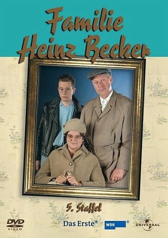 DVD »Familie Heinz Becker - 5. Staffel (2 DVDs)«
