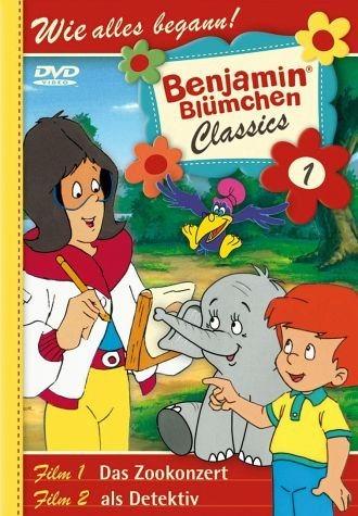 DVD »Benjamin Blümchen - Classic Serie, Folge 1:...«