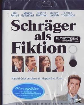 Blu-ray »Schräger als Fiktion«