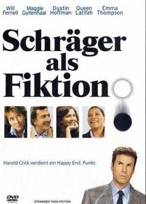DVD »Schräger als Fiktion«