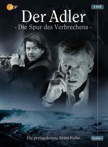 DVD »Der Adler - Die Spur des Verbrechens - Staffel...«