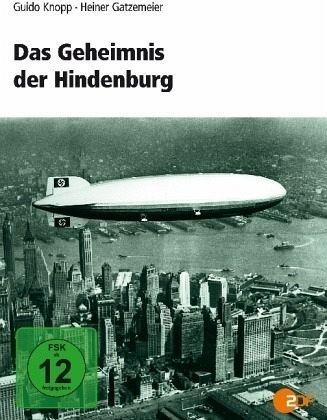DVD »Das Geheimnis der Hindenburg«