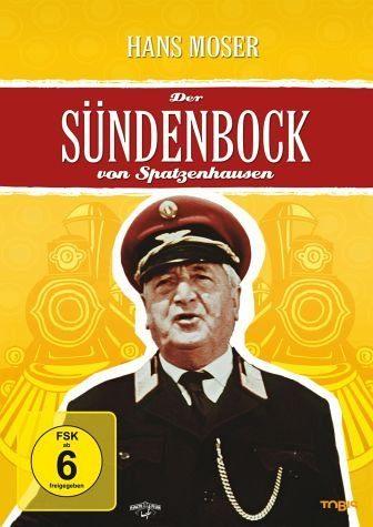 DVD »Der Sündenbock von Spatzenhausen«