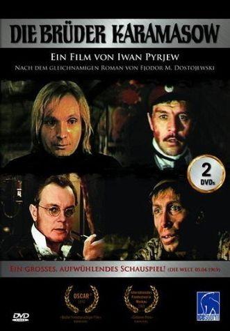 DVD »Die Brüder Karamasow (2 DVDs)«