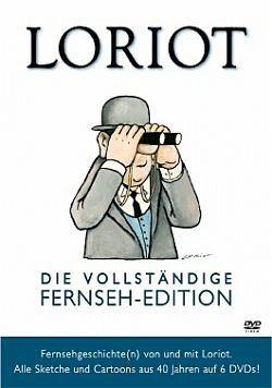 DVD »Loriot, Die vollständige Fernseh-Edition, 6...«