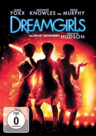 DVD »Dream Girls, 1 DVD-Video, dtsch., engl. u....«