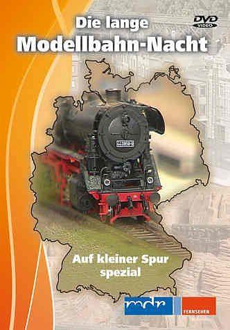 DVD »Die lange Modellbahn-Nacht«