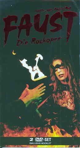 DVD »Faust - Die Rockoper (2 DVDs)«