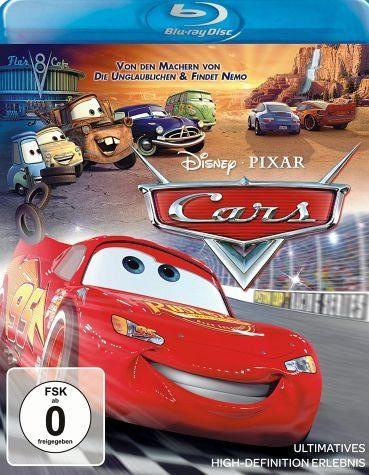 Blu-ray »Cars Teil 1 Blu-ray«