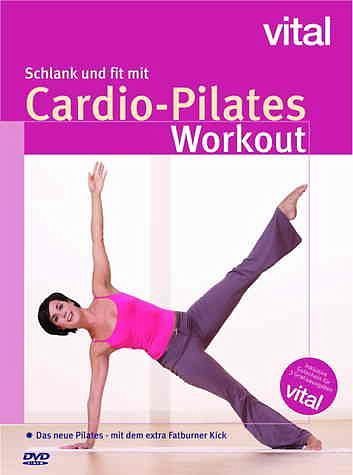 dvd schlank fit mit cardio pilates das neue. Black Bedroom Furniture Sets. Home Design Ideas