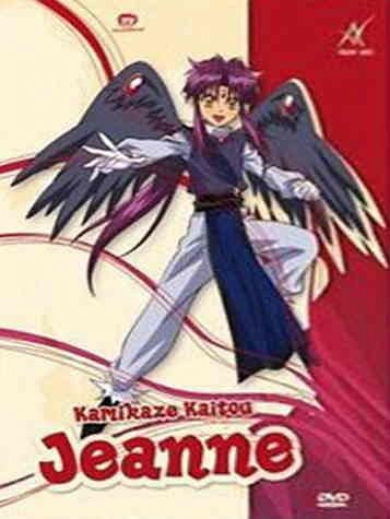 DVD »Kamikaze Kaitou Jeanne - Box Vol. 02 (2 DVDs)«