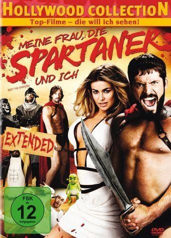DVD »Meine Frau, die Spartaner und ich (Extended...«