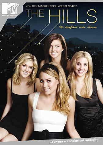 DVD »The Hills - Die komplette erste Season (3 DVDs)«