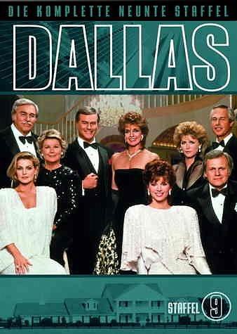 DVD »Dallas - Die komplette neunte Staffel (4 DVDs)«