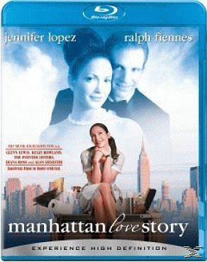 Blu-ray »Manhattan Love Story«
