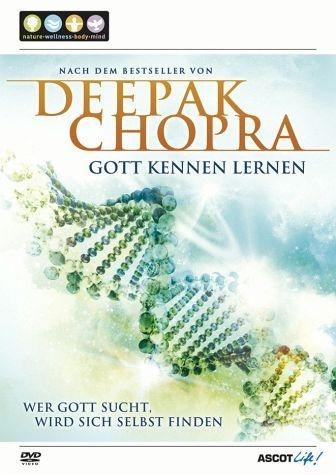 DVD »Deepak Chopra: Gott kennen lernen«