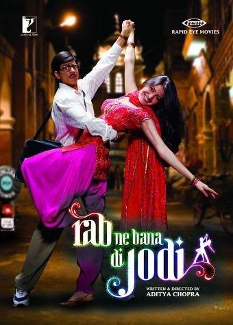 DVD »Ein göttliches Paar - Rab Ne Bana Di Jodi...«