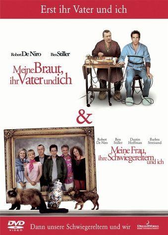 DVD »Meine Braut, ihr Vater und ich / Meine Frau,...«