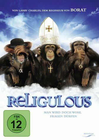 DVD »Religulous (tlw. OmU)«