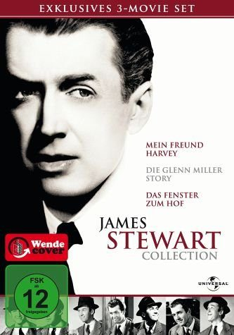 DVD »James Stewart Collection (3 Discs)«