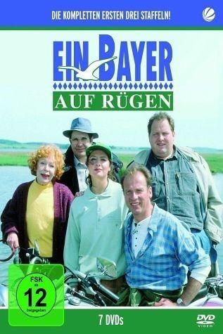 DVD »Ein Bayer auf Rügen - Staffel 1-3 (7 Discs)«