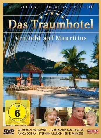 DVD »Das Traumhotel: Verliebt auf Mauritius«