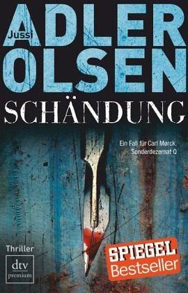 Broschiertes Buch »Schändung / Carl Mørck. Sonderdezernat Q Bd.2«