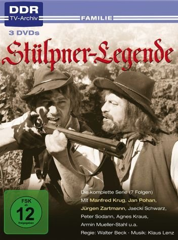 DVD »Stülpner-Legende (3 DVDs)«
