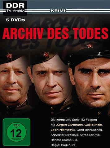 DVD »Archiv des Todes (5 DVDs)«