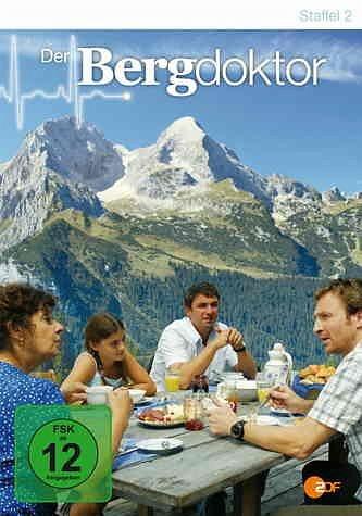 DVD »Der Bergdoktor - Staffel 2 (3 Discs)«
