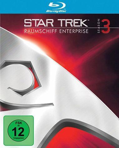 Blu-ray »Star Trek - Raumschiff Enterprise: Season 3...«