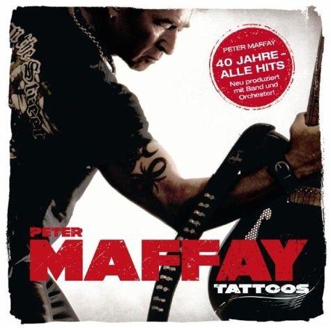 Audio CD »Peter Maffay: Tattoos (40 Jahre Maffay -Alle...«